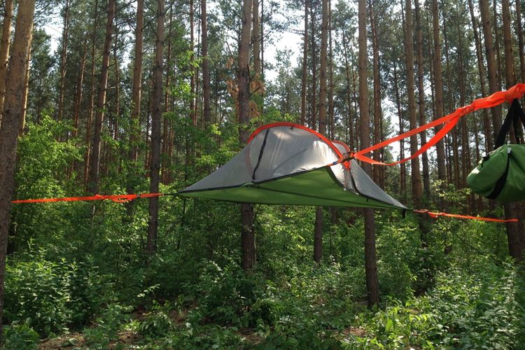 0 Hanging Tent Connect