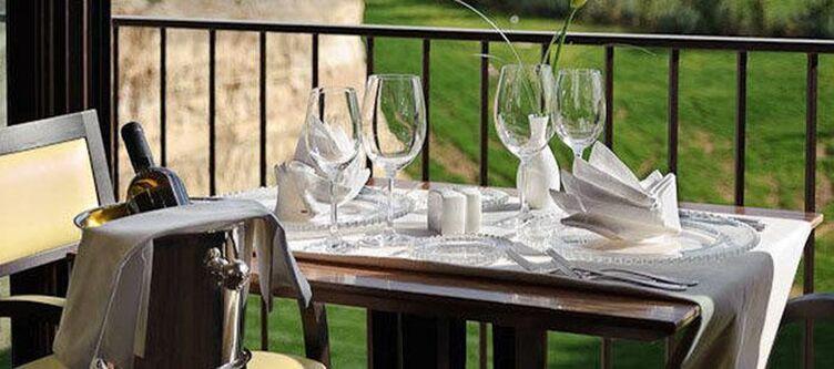 Acaya Restaurant Terrasse