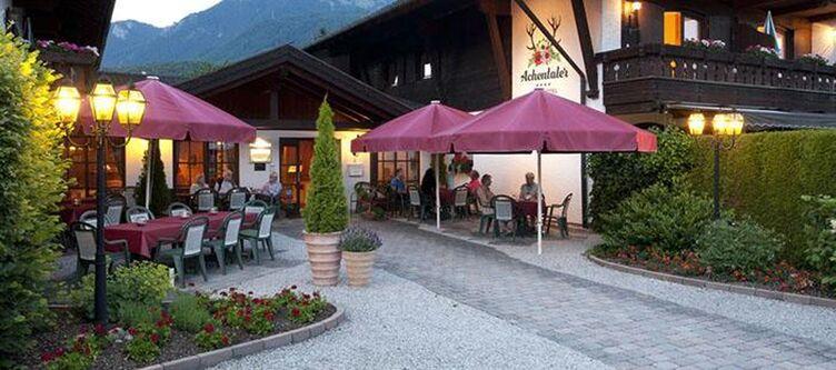 Achentaler Hotel Terrasse