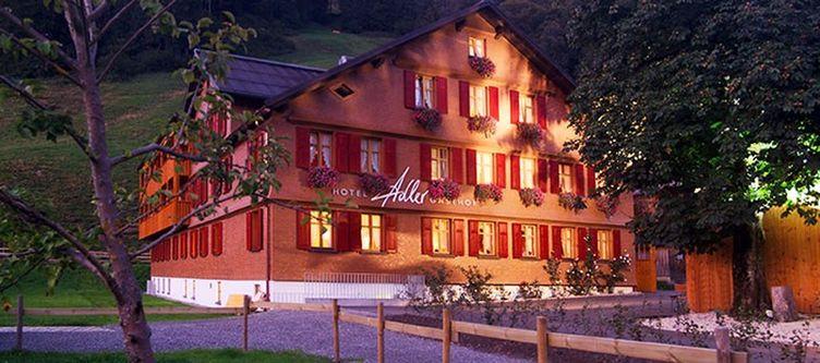 Adler Hotel Nacht