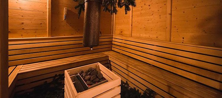 Adlernest Wellness Sauna