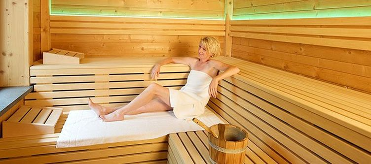 Aktivital Wellness Sauna