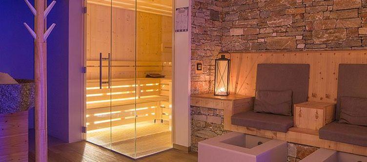 Alagna Wellness Sauna