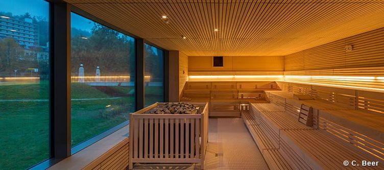 Albert Soletherme Badelster Panorama Sauna