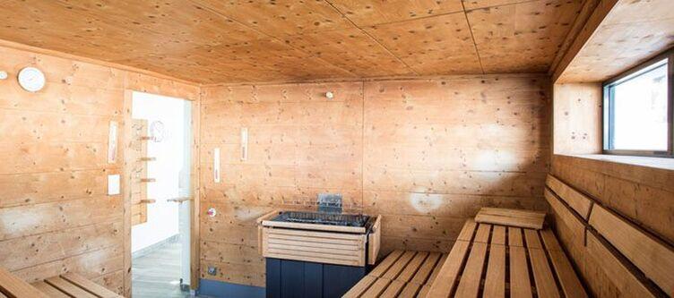 Almhof Sauna