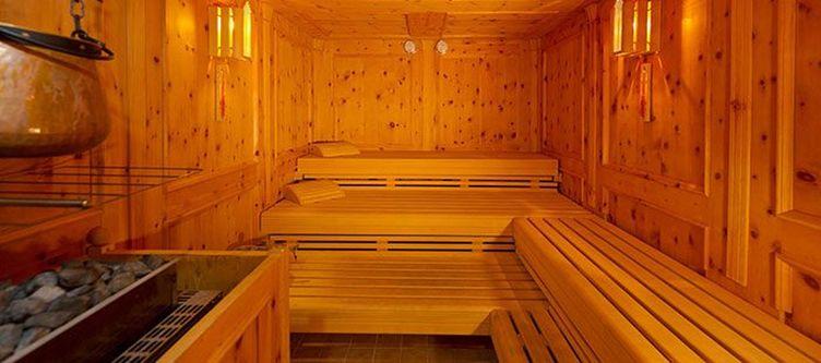 Almrausch Wellness Sauna
