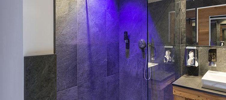 Alpbacherin Zimmer Superior Bad Dusche