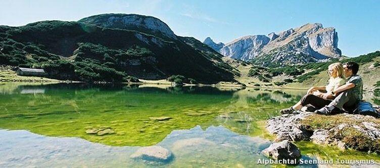 Alpbachtal Erholung Am Zireiner See Rofangebirge 1