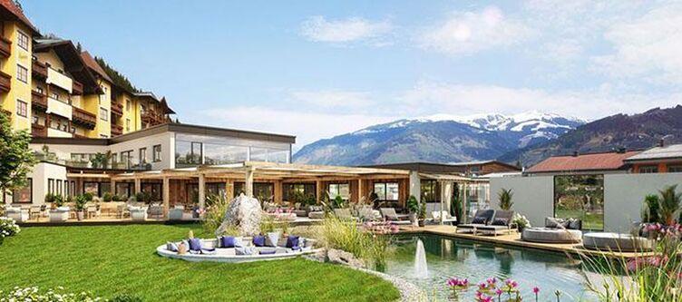 Alpenblick Garten