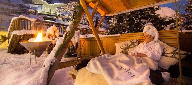 Alpenblick Wellness Relax Winter