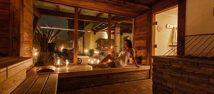 Alpenblick Wellness Sauna