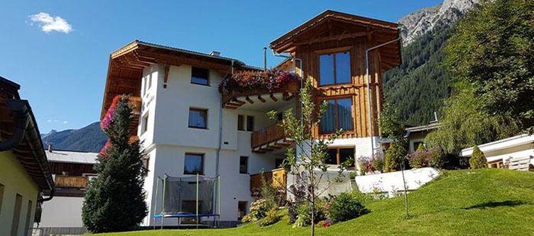 Alpenflora Hotel Garten