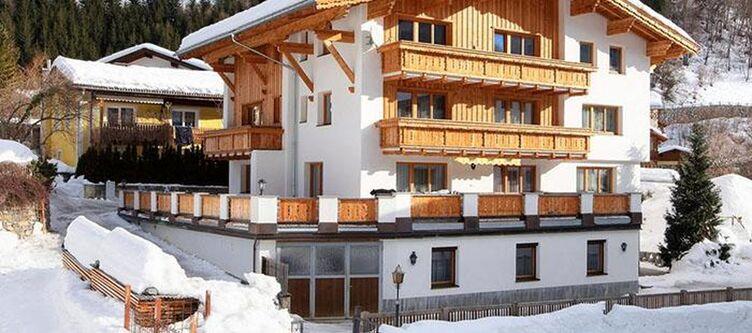 Alpenflora Hotel Winter