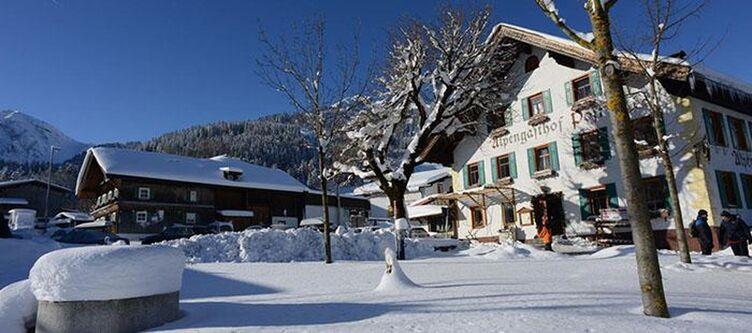 Alpengasthof Hotel Winter2