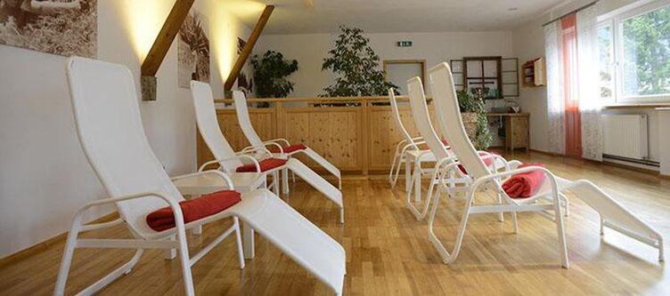 Alpengasthof Wellness Ruheraum2