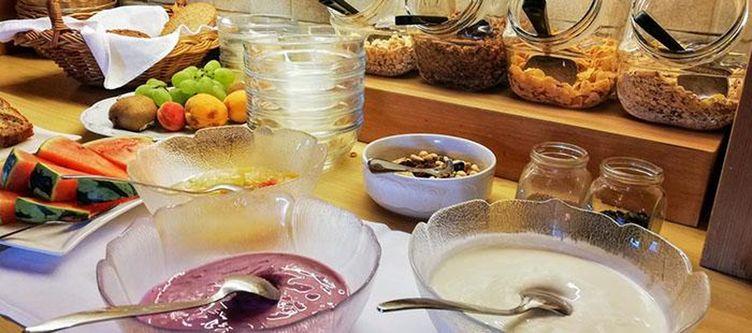 Alpenhof Fruehstuecksbuffet Joghurt