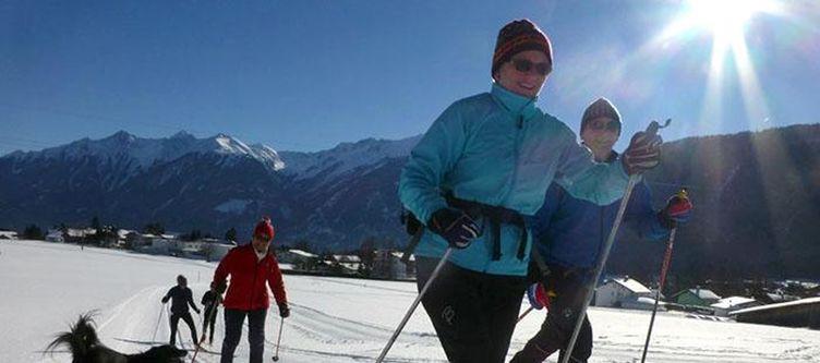 Alpenhof Langlaufen