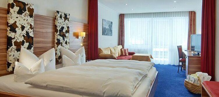 Alpenhof Zimmer Doppel Komfort Edelweiss
