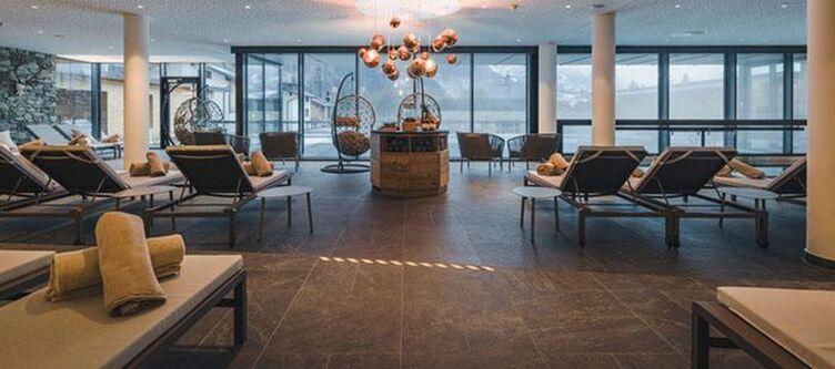 Alpenhotel Wellness Alpenspa Liegen3