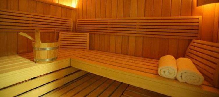 Alpenhotel Wellness Sauna