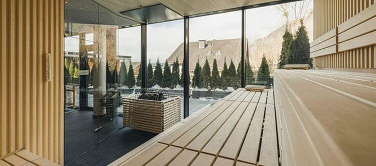 Alpenhotel Wellness Sauna2
