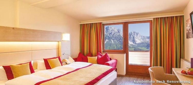 Alpenhotel Zimmer