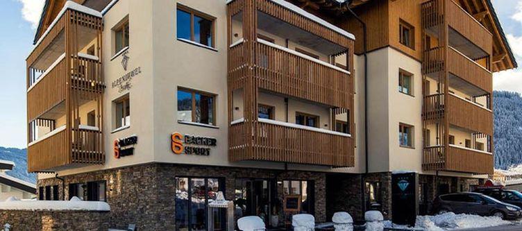Alpenjuwel Hotel Winter2