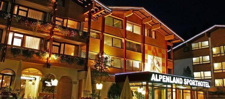 Alpenland Hotel Nacht2