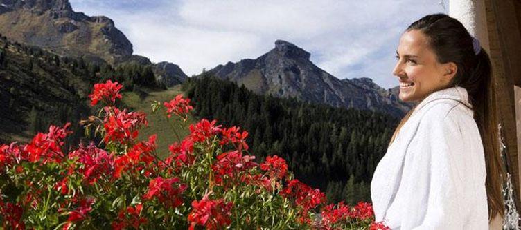 Alpenrose Ausblick