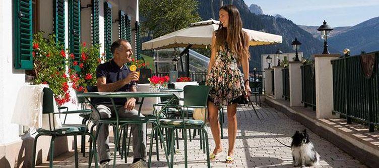 Alpenrose Terrasse