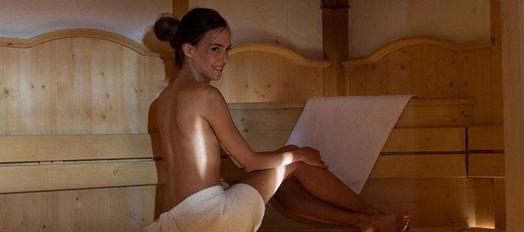 Alpenrose Wellness Sauna