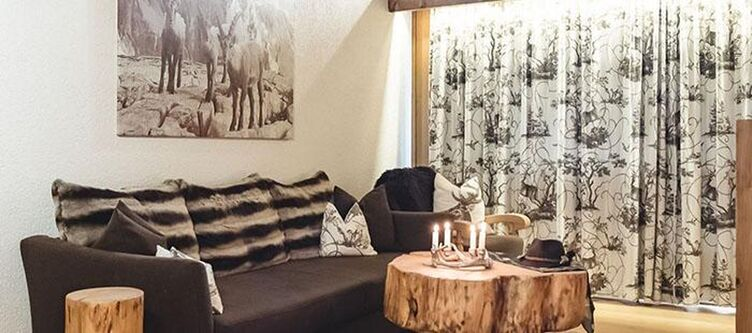 Alpenrose Zimmer Alpenrose Wohnbereich