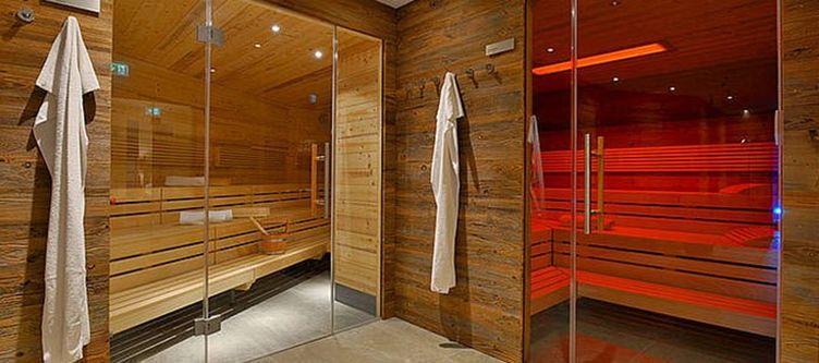 Alpenschloessl Wellness Sauna2