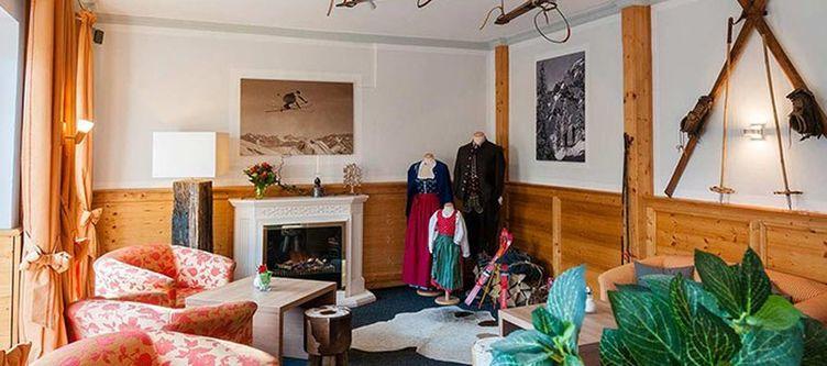 Alpensonne Lobby