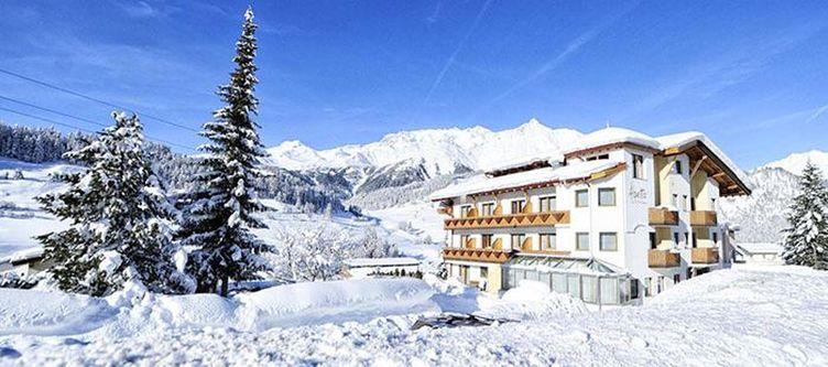 Alpetta Hotel Winter