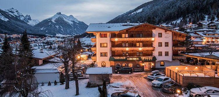Alphof Hotel Winter