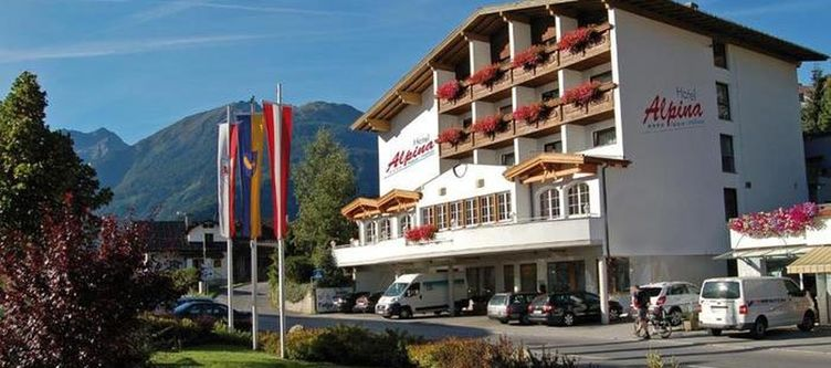 Alpina Hotel 1