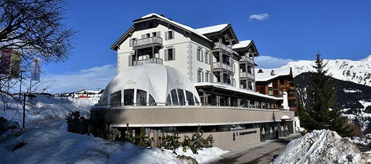 Alpina Hotel Winter 1