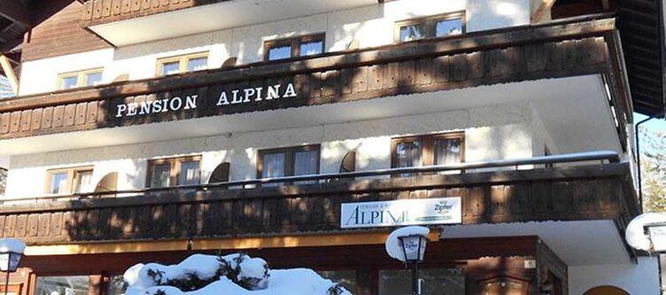 Alpina Hotel Winter 2