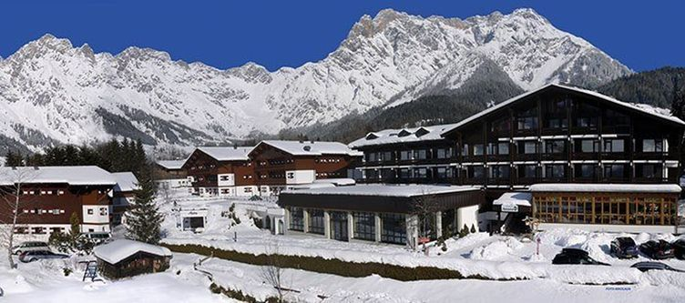 Alpina Hotel Winter