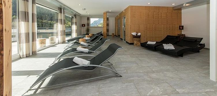 Alpine Lodge Wellness Ruheraum5