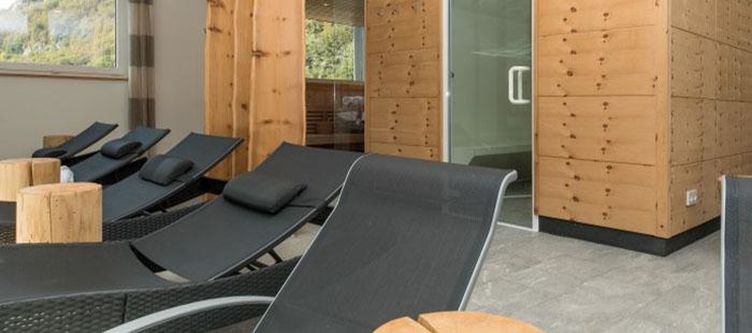Alpine Lodge Wellness Ruheraum6