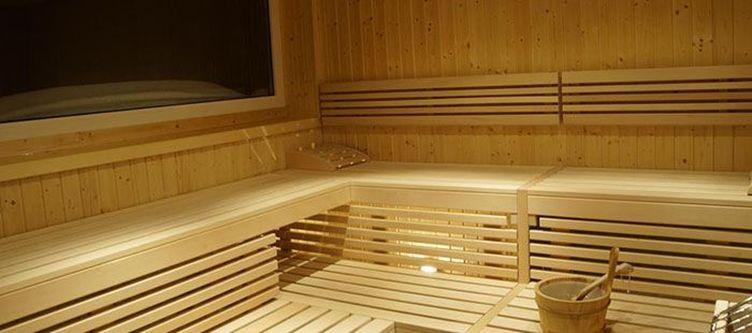 Alpine Lodge Wellness Sauna2