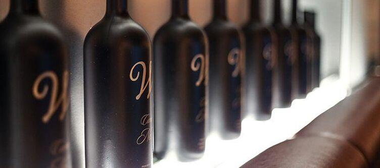 Alpinepalace Wein