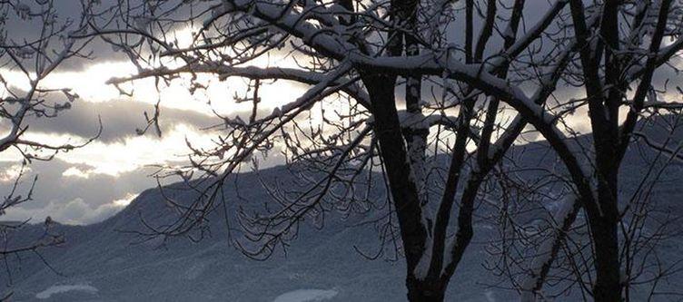 Alpoggio Panorama Winter