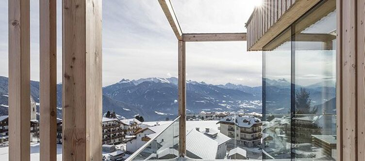 Ambet Balkon Panorama Winter