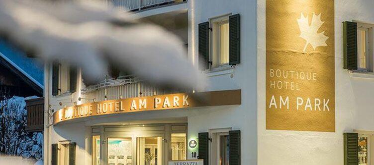 Ampark Hotel Winter2