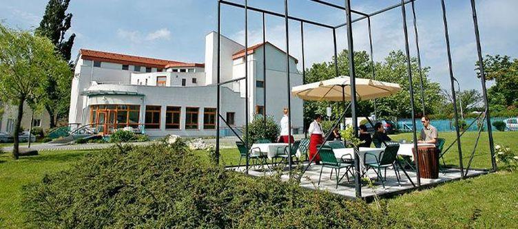 Amspiegeln Hotel Mit Terrasse
