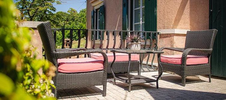 Andor Terrasse Lounge