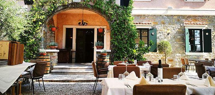 Andor Terrasse Restaurant
